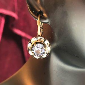 EUC  beautiful Liz Palacios drop earrings